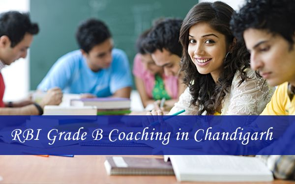 RBI Officers Coaching in Chandigarh